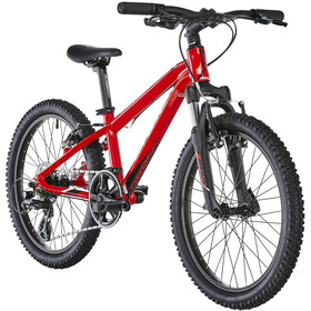 "ORBEA MX XC 20"" Niños, red/white"